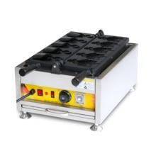 Máquina para fabricar conos de gofre eléctrica Digital de 5 peces, máquina de helados Taiyaki