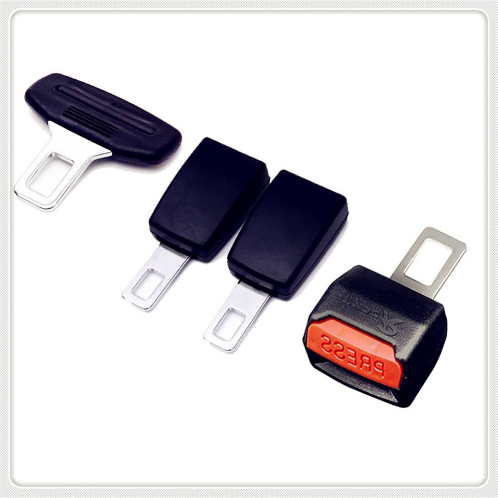 Para cinturón de seguridad de coche extendedor cinturón de hebilla de relleno Auto para Chevrolet Volt un Chevelle SS FNR 1970 Impala 1967 Chaparral