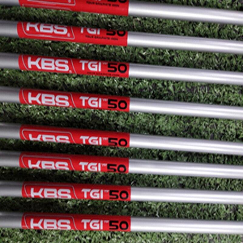 KBS TGI 50 60 70 80 95 مكاوي الغولف الجرافيت رمح 10 قطعة دفعة حتى الطلب