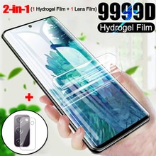 Glass For Samsung Galaxy M62 Screen Protector Hydrogel Film Protective Phone Camera Lens Film For Sa