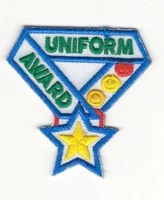 embroidery badge patch personalized customization display deadil hooker