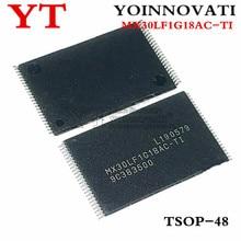 10 pcs/lot MX30LF1G18AC-TI MX30LF1G18AC MX30LF1G18 128 MO TSOP48 IC