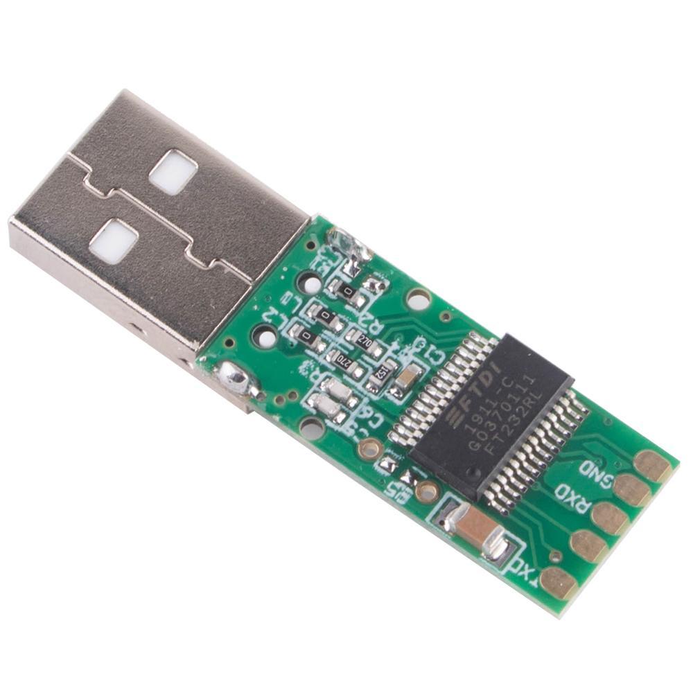 FTDI-Módulo de puerto serie USB a TTL, placa intermitente de actualización XP...