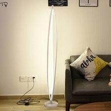 Nordique géométrie Art moderne en Aluminium 3D lampadaire lampe industrielle Simple chevet chambre salon chaud créatif Ins lanterne