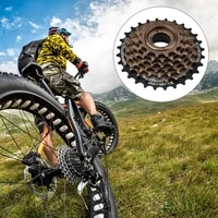 high strength steel mountain bike flywheel wear resistance high durability without noise bicycle accessories