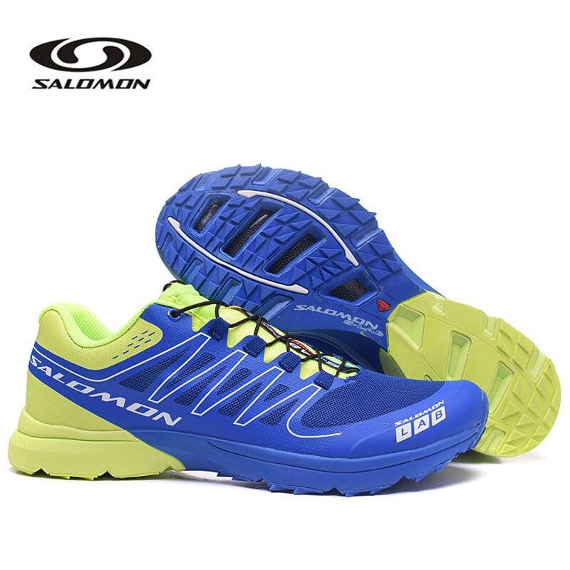 Salomon S LAB SENSE zapatos para hombre, zapatillas para correr al aire libre, zapatillas de correr con cordones atléticas Salomon Speed Cross 15, zapatos para correr para hombre