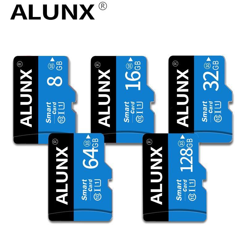 Carte Micro SD TF 8GB 16GB 32GB 64GB 128GB 256 GB classe 10 mémoire Flash carte Microsd 8 16 32 64 128 256 GB pour adaptateur Smartphone