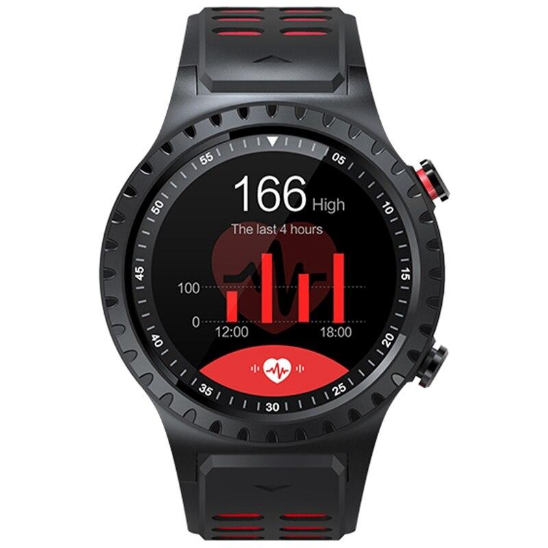 Hfes m1s relógio inteligente suporta cartão sim bluetooth chamada bússola gps relógio ip67 à prova dip67 água múltipla modo de esportes longa espera