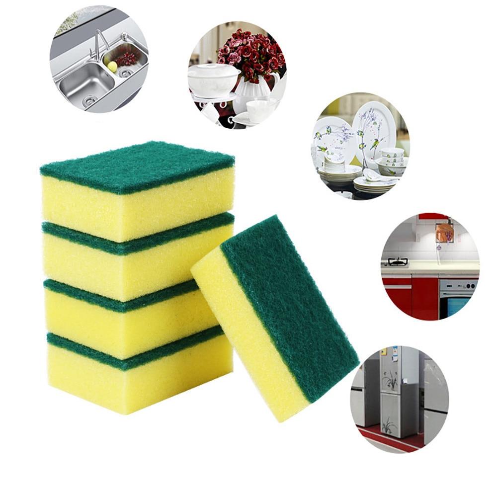 30 ^ esponja lavavajillas 1 Uds cocina nano esmeril limpieza mágica frote Pot moho Focal esponja para eliminación de manchas cocina esponja herramienta de limpieza
