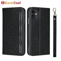icovercase wallet cover for iphone 11 pro max se 2020 5 5s se 6 6s 7 8 plus x xr xs case coque flip luxury leather phone cases