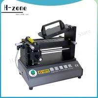 edge oca film laminator machine lcd polarizer machine for iphone for samsung lcd repair curved screen oca glue paster