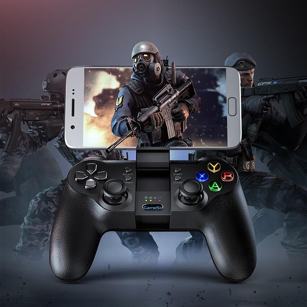 GameSir-mando inalámbrico T1s con Bluetooth, controlador de juego para móvil, conexión inalámbrica...