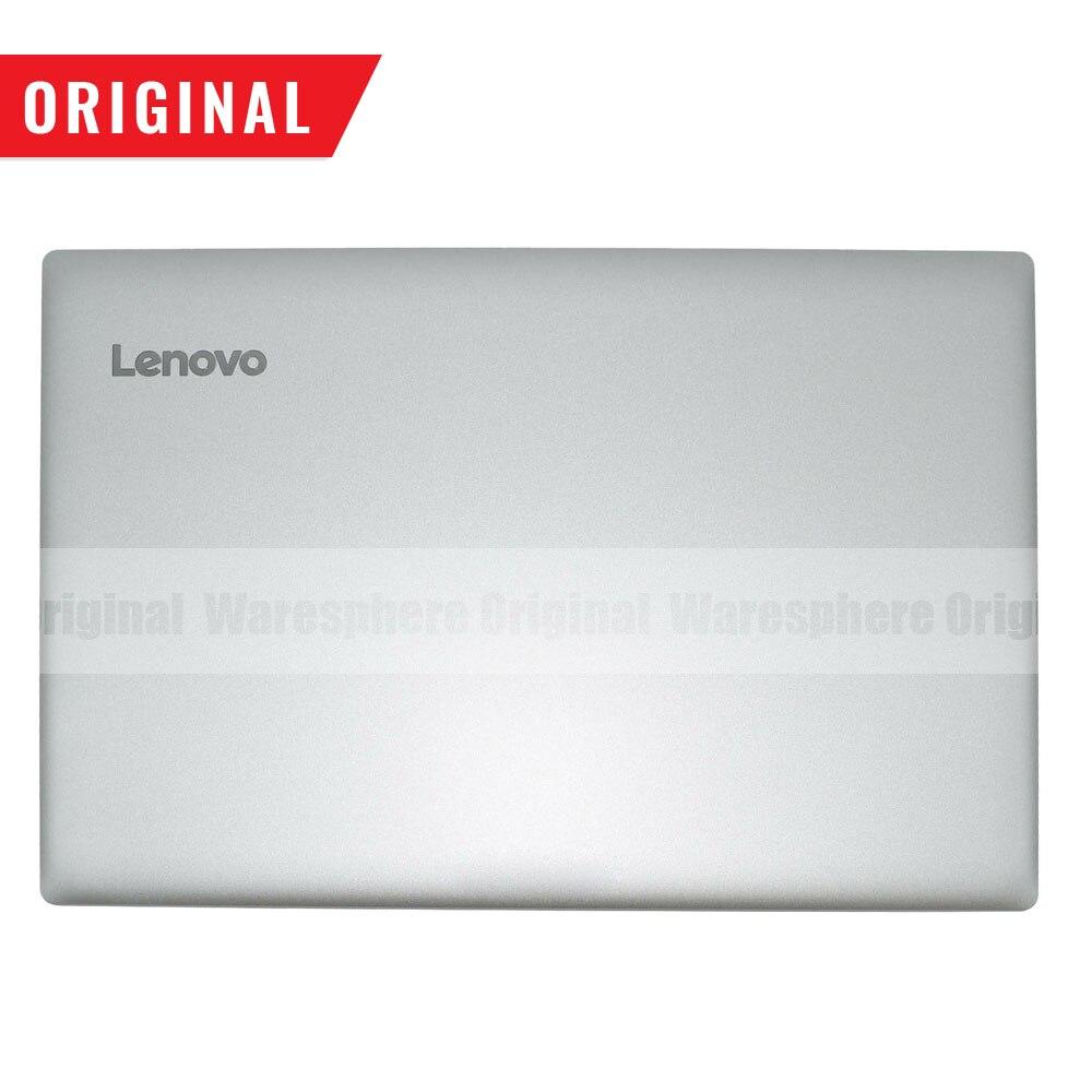 غطاء خلفي LCD أصلي جديد لهاتف Lenovo IdeaPad 320-15ABR 320-15IBR 5CB0N86313 فضي