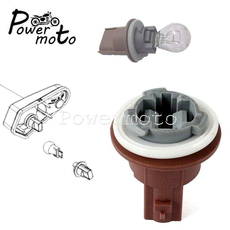 Luz trasera, enchufe de luz trasera, Conector de enchufe de lámpara de freno Pigtail para Polaris Sportman RZR 4011101 800 570 XP ACE 900