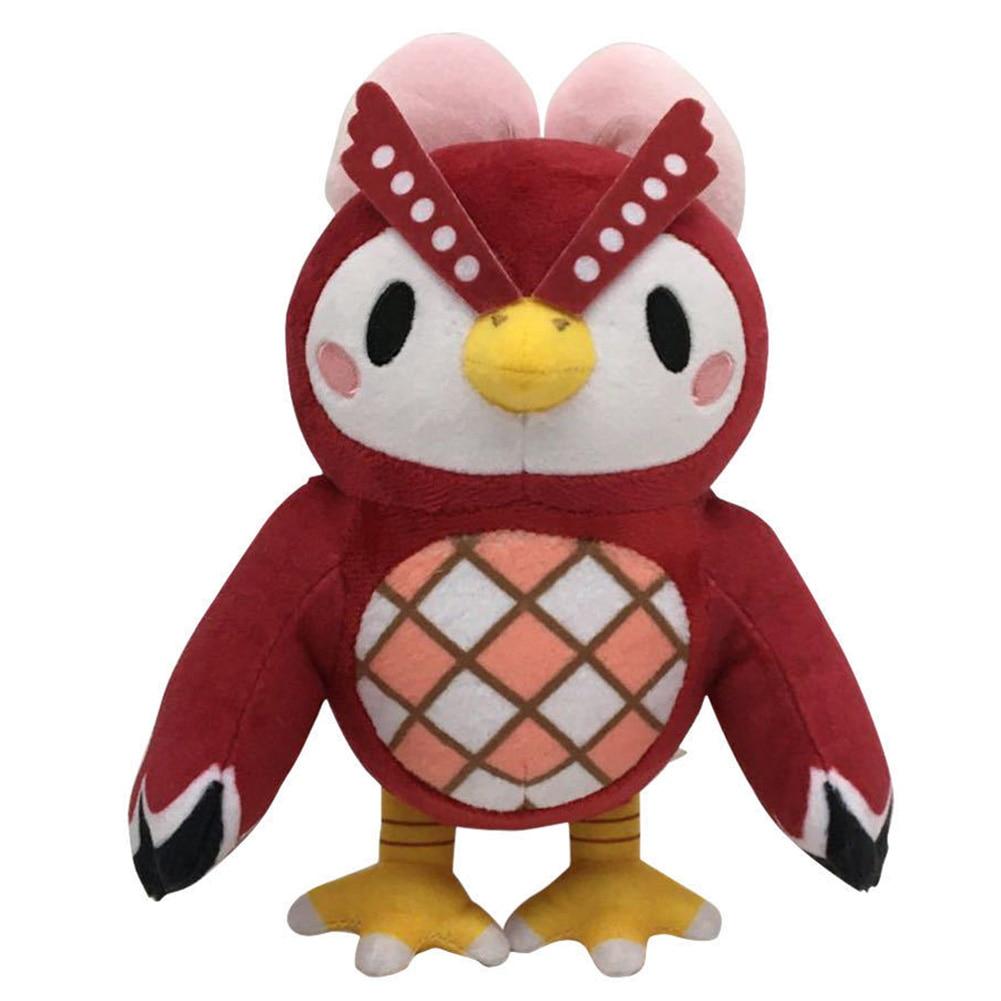 20.5cm Animal Cosplay Crossing Toy Celeste Cartoon Figure Doll Soft Toy Gift Toys Plush Toys Plush Decor