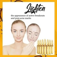 niacinamide anti aging face serum gold ampoule essence lifting moisturizing firming skin whitening care b3p6
