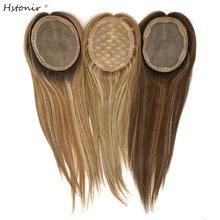 Perruque toupet naturelle juive Remy Hstonir   Cheveux humains, casher, style européen dautomne, TP30, pour femmes