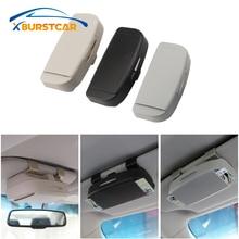 Car Glasses Holder Case Box Car Sunglasses Holder Storage Case Box for Kia Sportage Rio Ceed Sorento Cerato K2 K3 K5 KX3 KX5 QL