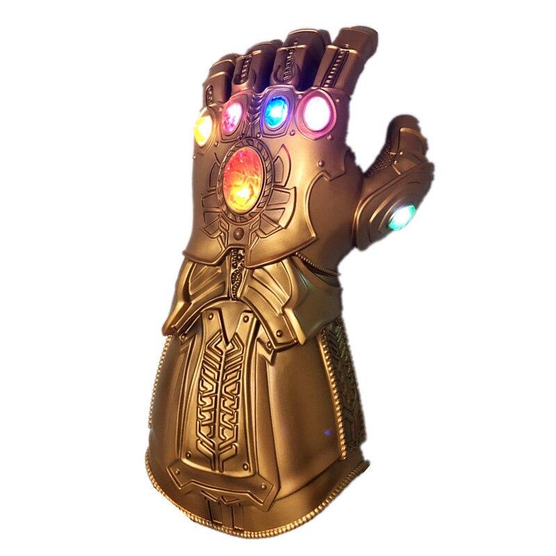 Детское-оружие-4-финала-танос-светодиодная-перчатка-камни-война-светодиодная-перчатка-для-взрослых-подарок-на-Хэллоуин-косплей