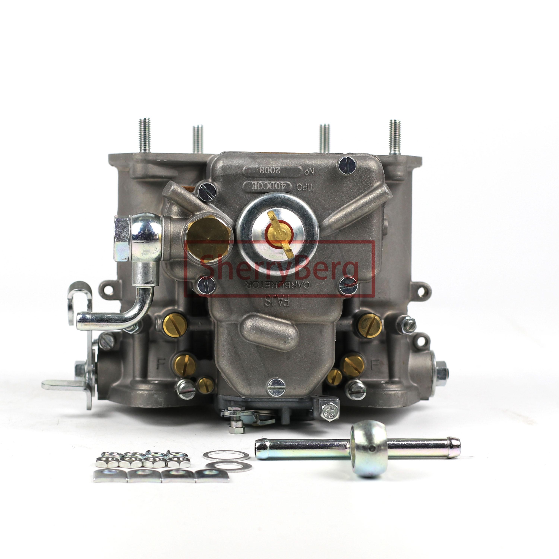 Oem fajs 40 dcoe 151 reprodução carburador weber tipo atualização carby para bmw mini carby sherryberg carbuettor fajs 40 dcoe carb