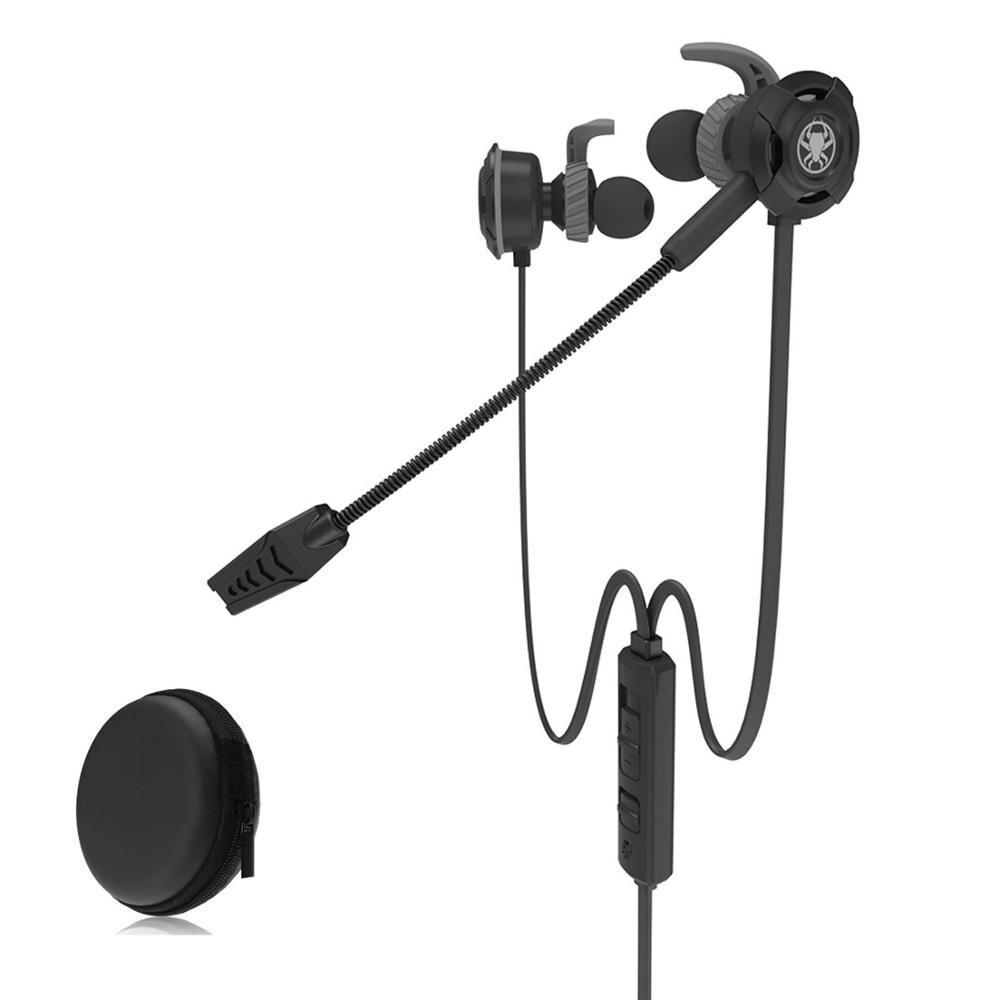سماعة رأس سلكية للألعاب لأجهزة Iphone 7 و 8 و Xiaomi و Huawei Kulakl K