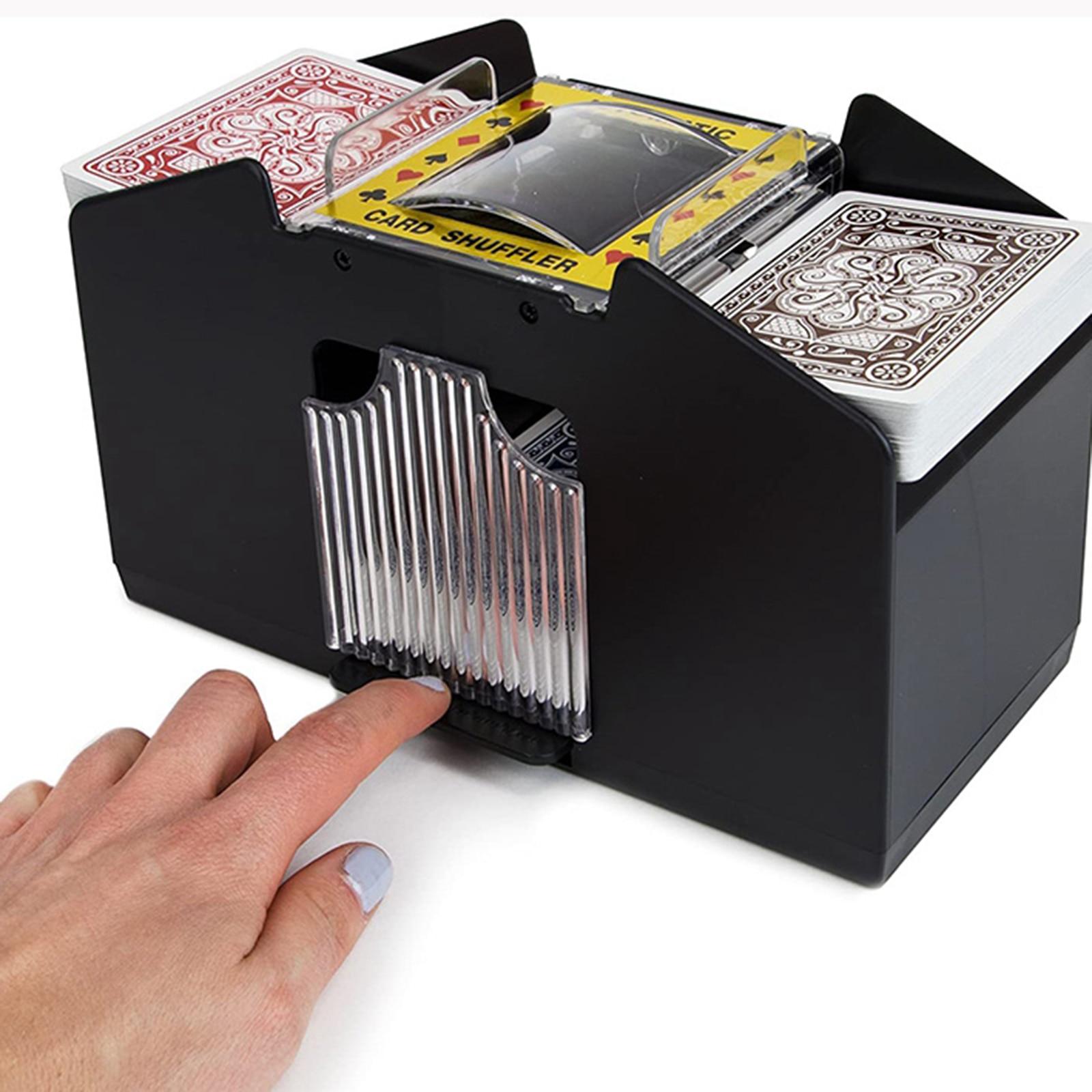 4-под-старину-с-подкладкой-автоматическая-машинка-для-тасования-карт-классический-покер-перетасовка-Батарея-операции