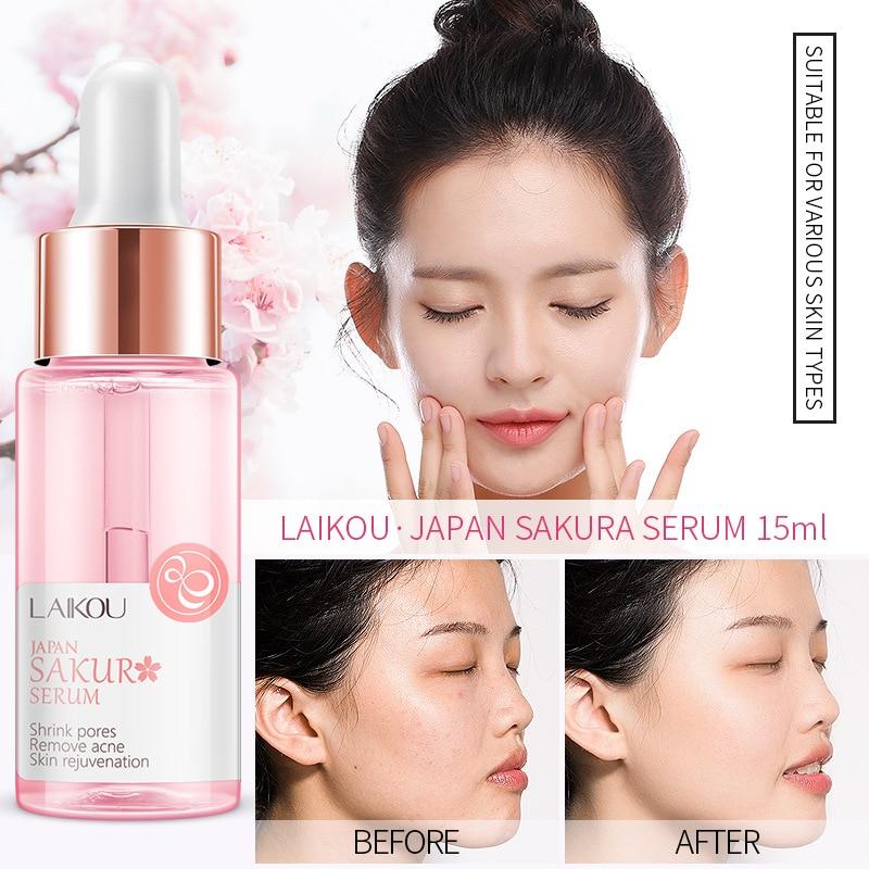 15ml Face Serum Collagen Face Serum Anti-Aging Wrinkle essence Anti-Aging essence Shrink pores Whitening skin care недорого
