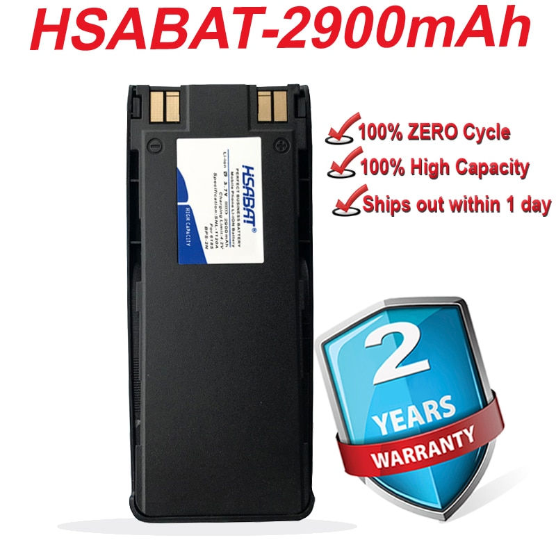 HSABAT New 2900mAh Da Bateria Original para Nokia 6185 6138 5180 5170 5160 5150 5125 6110 6310I 6310 6210 6160 7110 6150 5185