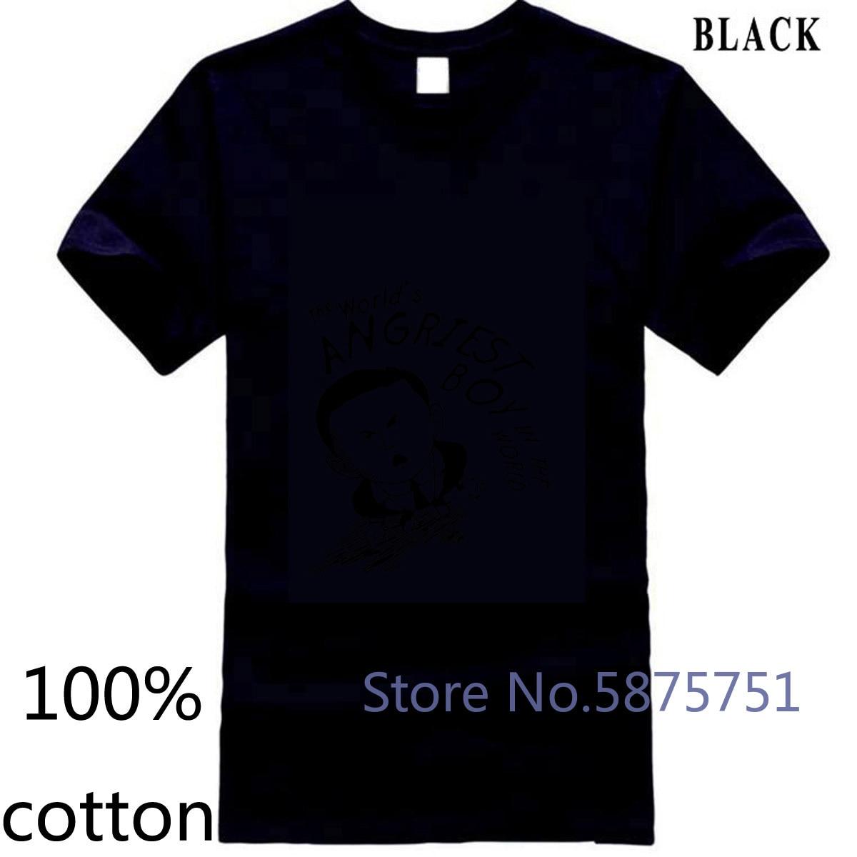 Camiseta de cuello redondo para hombre de la Legión de Marvel y el mundo, camiseta para hombre 100% algodón