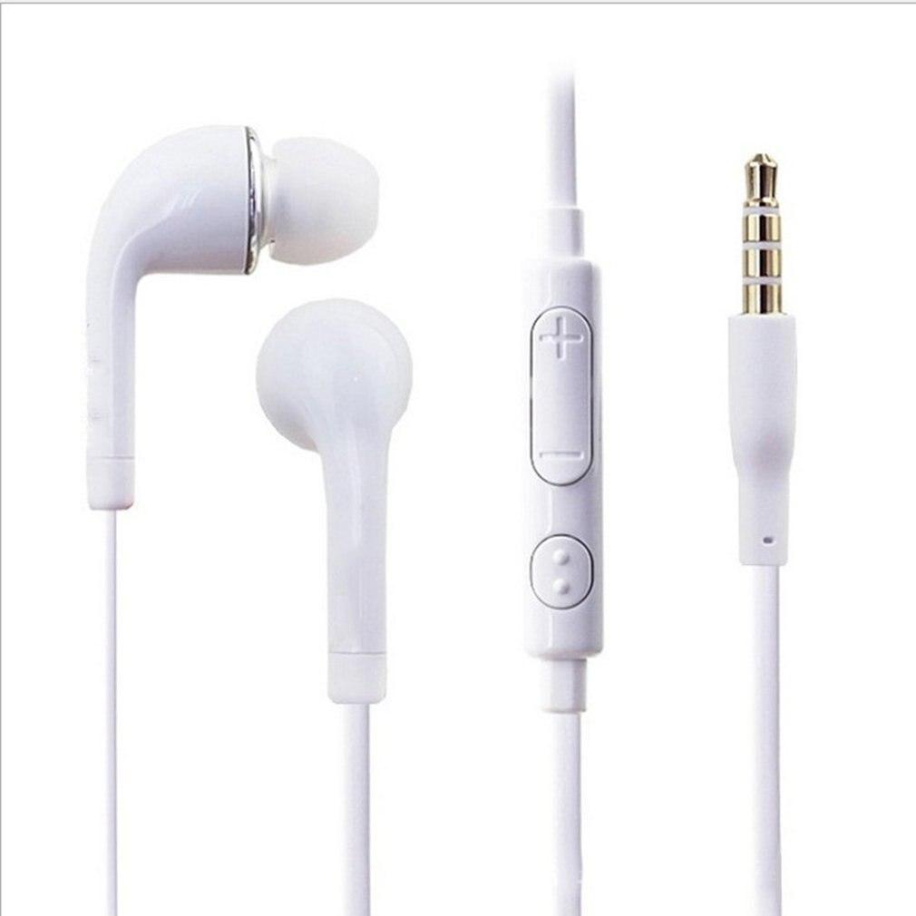 Nuevo auricular estéreo con graves auriculares con micrófono juegos por cable auriculares para teléfonos Samsung Xiaomi Iphone Apple ear phone
