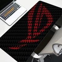 ASUS logo 400X900mm Maus Pad Locking Rand Gaming Mauspad Gamer Gummi Durable Laptop Computer gaming zubehor xl schreibtisch Matte