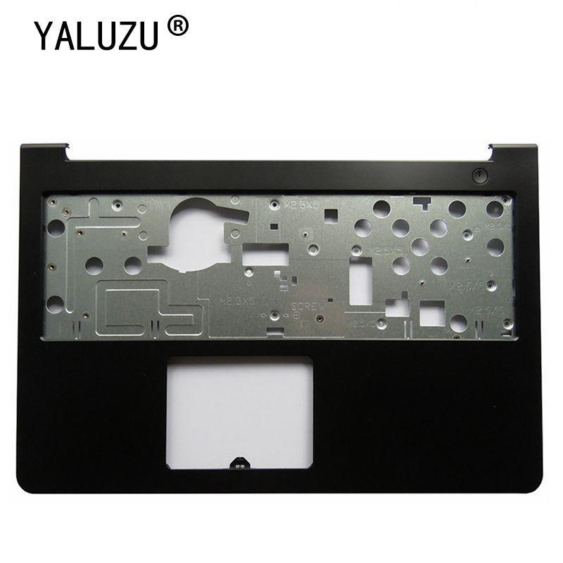 YALUZU новый ноутбук для Dell Inspiron серии 15 5547 5000 5557 5542 5548 5545 15 м чехол для рук 0K1M13 K1M13 Клавиатура рамка