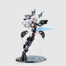 Brocoli Hyperdimension Neptunia Choujigen jeu Neptune Noire coeur noir tenir oreiller Ver PVC Sexy filles Action figurine modèle jouet