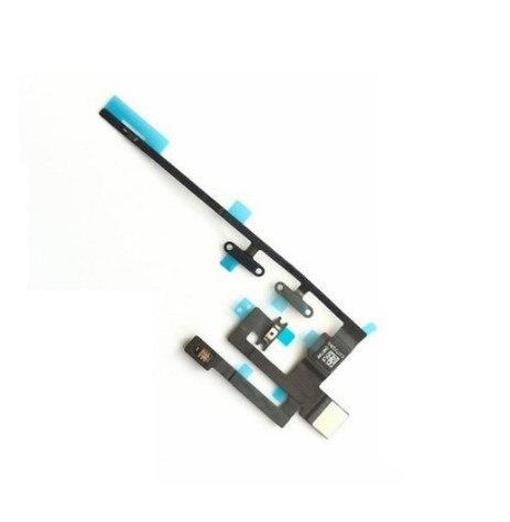 5 unids/lote Original para iPad Pro 10,5 pulgadas A1701 A1709 interruptor de encendido Botón de Apagado Cable flexible cinta Control de volumen tecla lateral