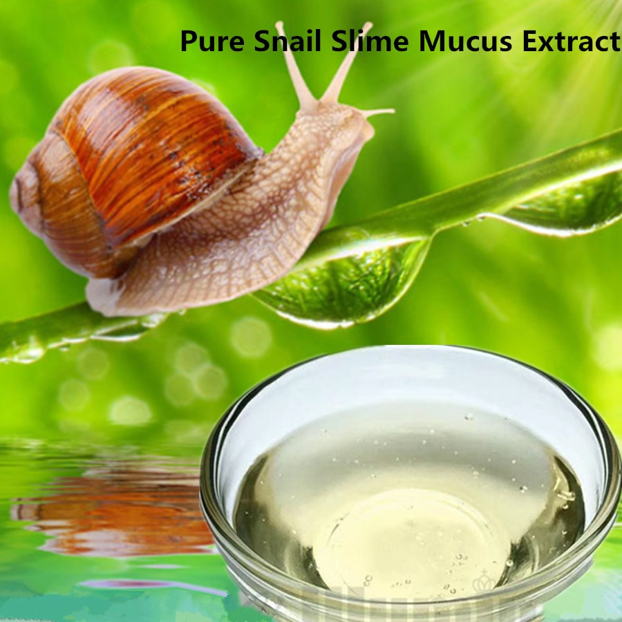 Pure Snail Slime Mucus Extract Same As Snail Crawling On The Face Treatment Beauty Salon Equipment