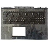 Neue US laptop Tastatur fur Dell Inspiron 15 7000 7566 7567 7568 7577 UNS tastatur mit palmrest