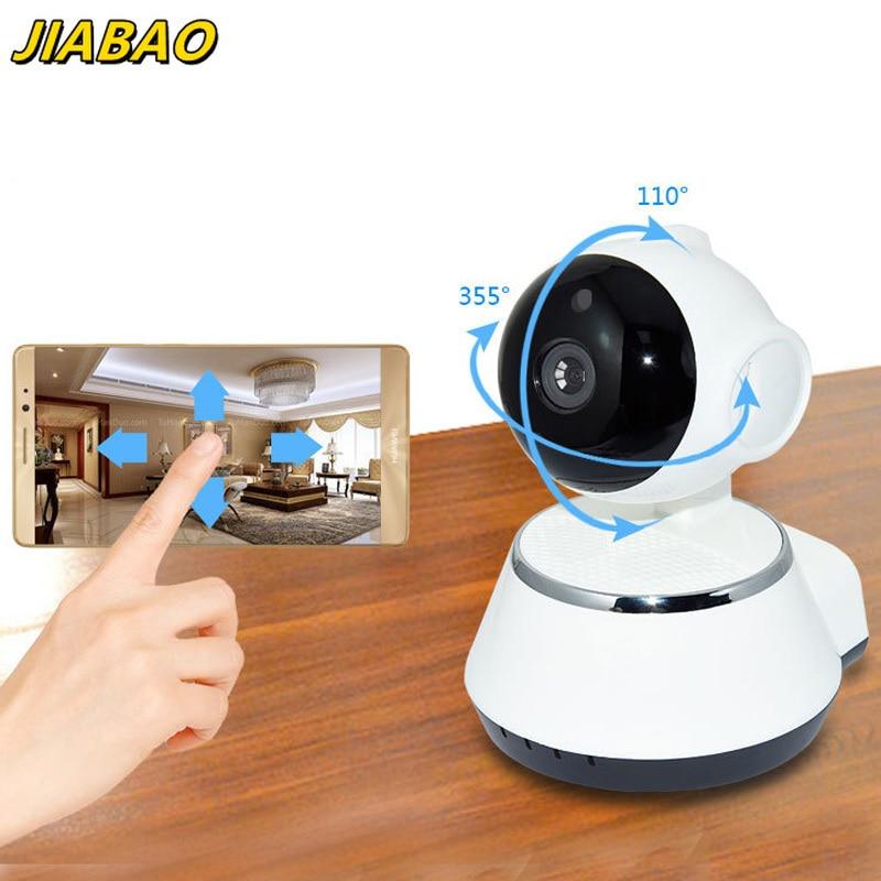 HD 720P كاميرا IP صغيرة واي فاي اللاسلكية P2P الأمن كاميرا مراقبة للرؤية الليلية IR مراقبة الطفل تنبيه كاشف الحركة