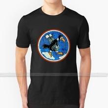 Футболка Buzzard Bomber Patch Ww2, хлопковая футболка для мужчин и женщин, летние топы Buzzard Bomber Patch Ww2 Boeing