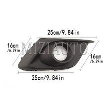 Für Mazda 3 Axela 2014 2015 2016 Nebel Lichter CoverHoping Auto Nebel Stoßstange Nebel Lampe Haube scheinwerfer BKD1-50-C11 BKD1-50-C21