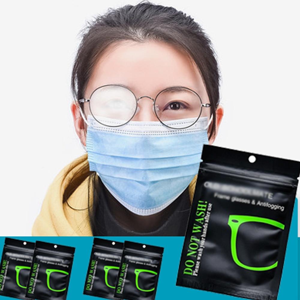 ZK20 Universal Men Women Anti Fog Wipe Reusable Cloth for Glasses Swim Bicyle Goggles Unisex Glasses Lens Cloth