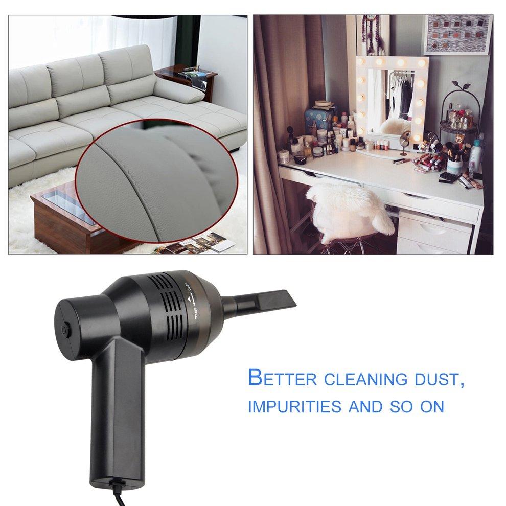 Multifunctional Portable Mini USB Vacuum Cleaner Computer Dust Blower Duster for Camera Laptop Desktop Tools enlarge