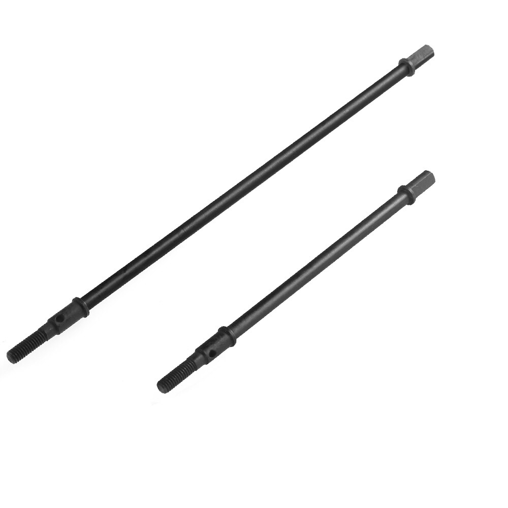AXSPEED Upgraded Steering Cup Metal Front rear Drive Shaft CVD For wraith 90048(RR10) RC Car Crawler Truck Replacement Parts enlarge