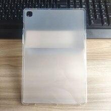 Pour Samsung Galaxy Tab S5e 10.5 2019 coque arrière transparente en silicone pour Galaxy Tab S5e 10.5 SM-T720 SM-T725 Funda Capa