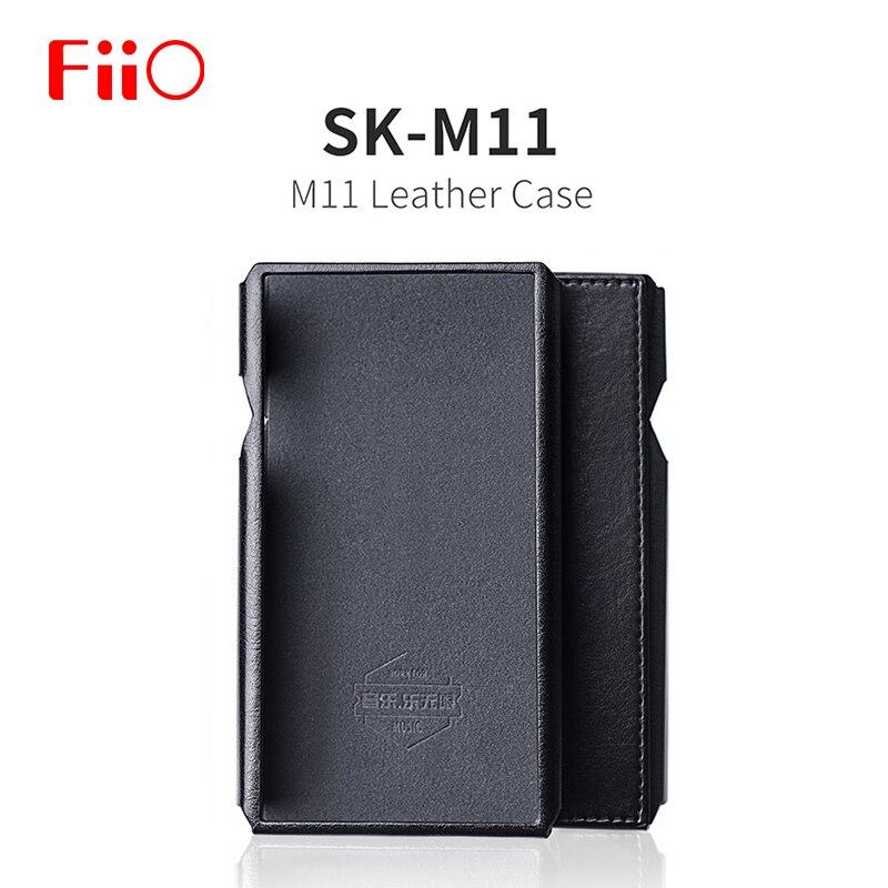 Funda de cuero FiiO SK-M11 para reproductor de música FiiO M11