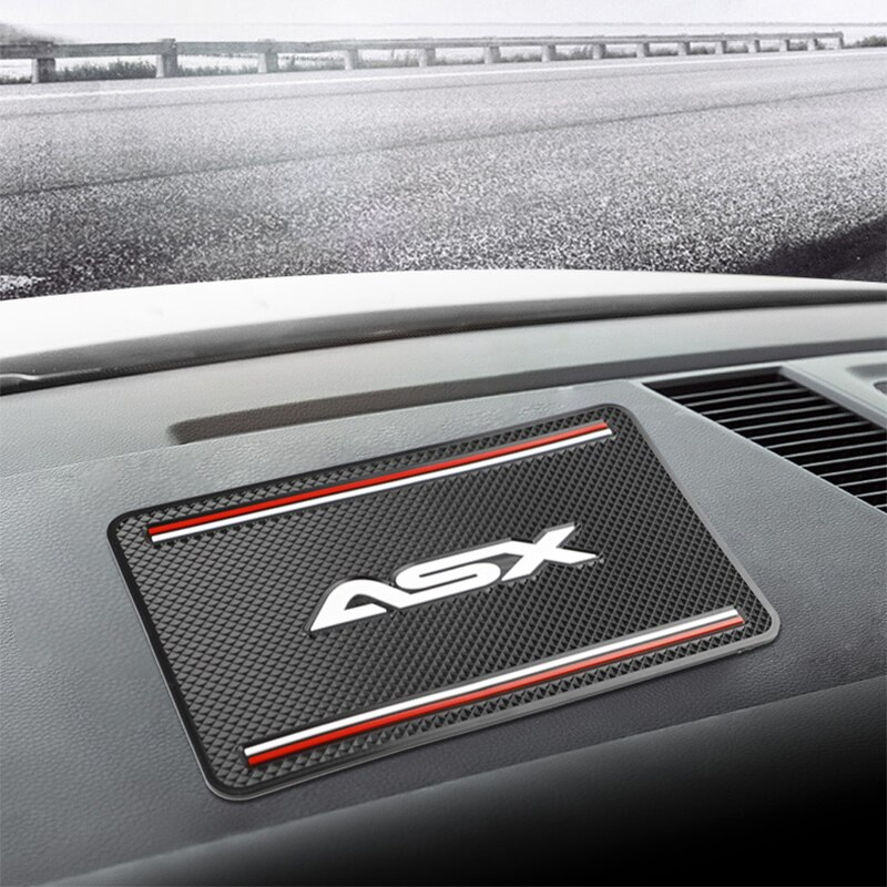 Anti slip Mat Car Interior Accessories Car Styling Case For mitsubishi ASX lancer outlander pajero l200 accessories Car-Styling