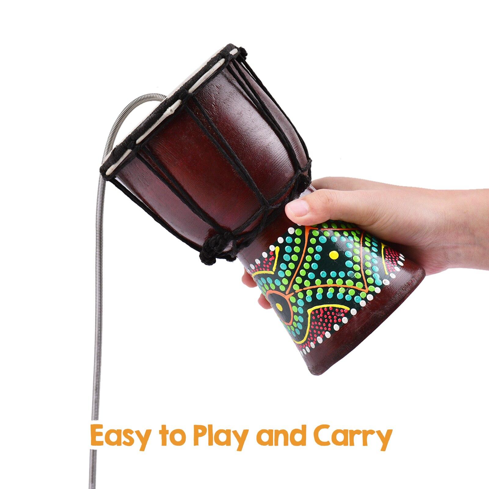 Tambor de Percussão Musical para o Desempenho Polegada Primavera Tambor Trovão Tubo Som Fabricante Brinquedo Pratice Música Educação 4.7