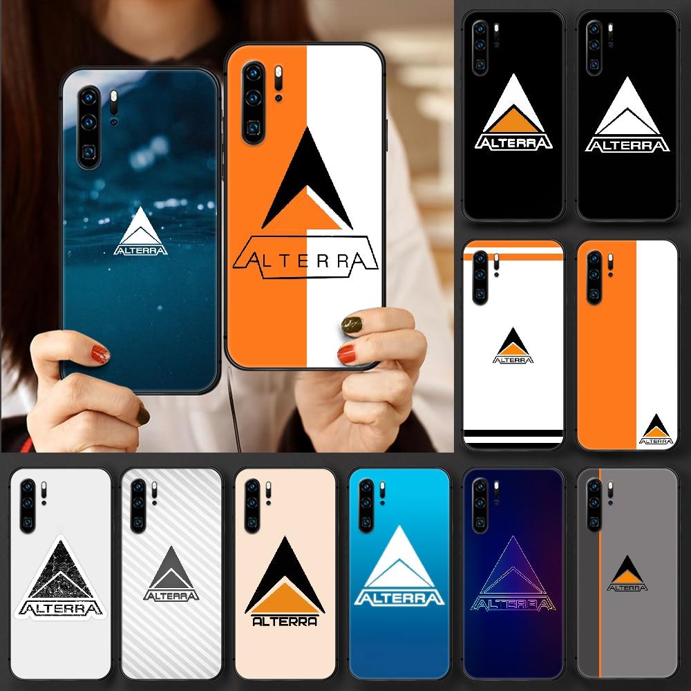 Subnautica Alterra Phone case For Huawei P Mate Smart 10 20 30 40 Lite Z 2019 Pro black waterproof f