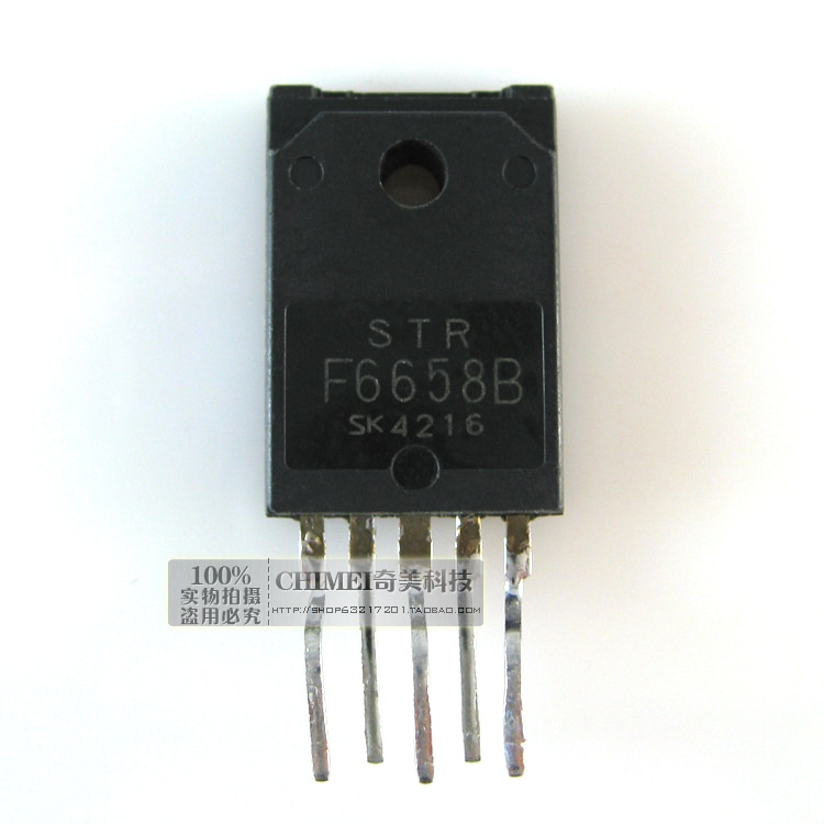 Free Delivery. STRF6658B STR - F6658B power management module IC chips