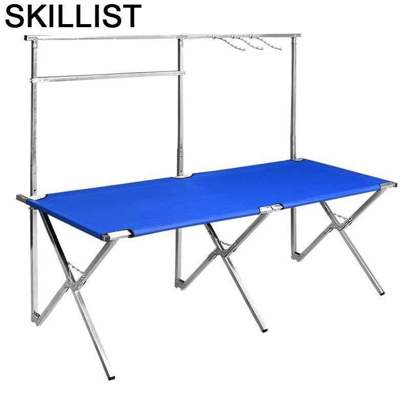 Tafel Pliante-Mesa Plegable para acampar, Mesa De acampada, para acampar