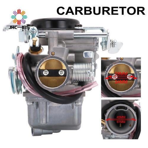 Carburador de motocicleta Carb Carburador suministro de combustible para Suzuki GN200 GN...